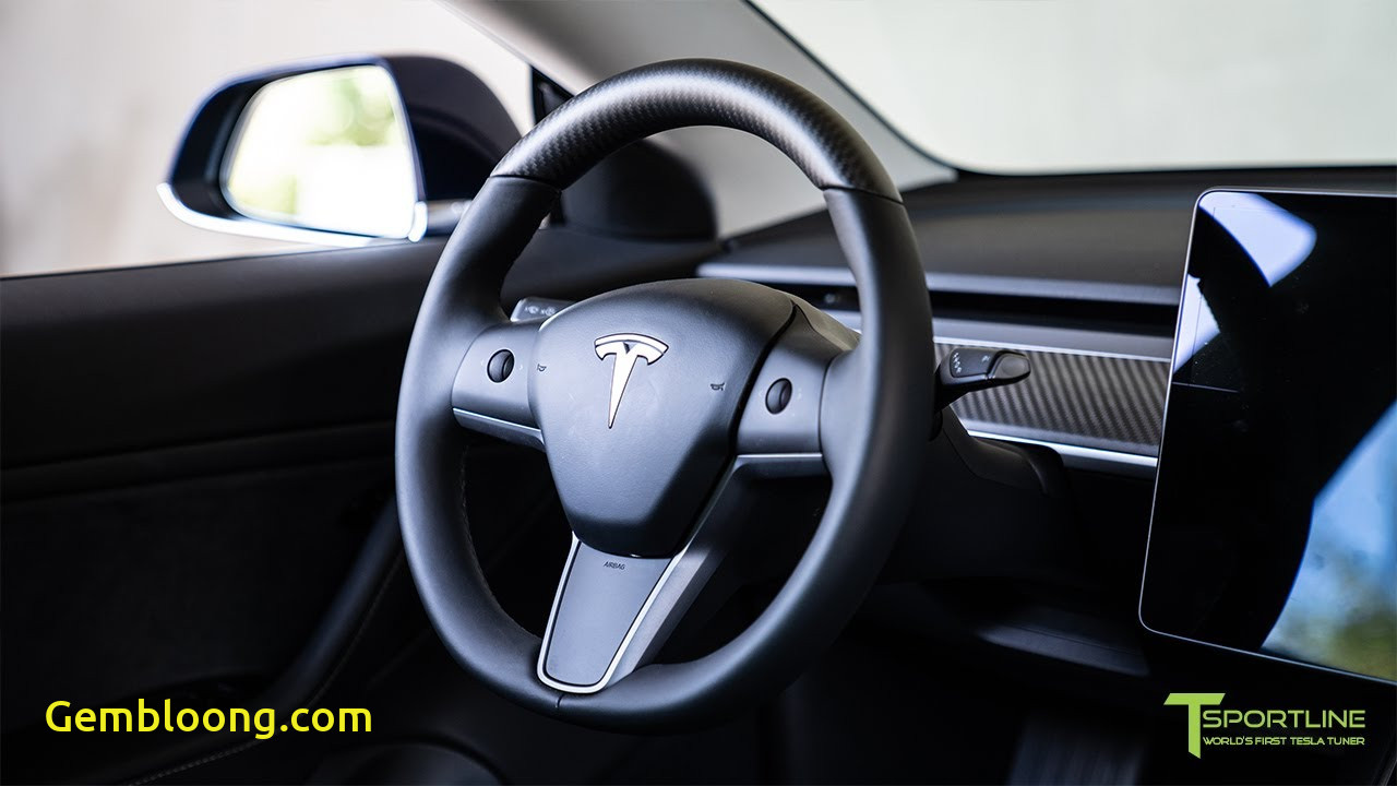 Tesla without Steering Wheel Lovely How to Install A Tesla Model 3 Steering Wheel Youtube