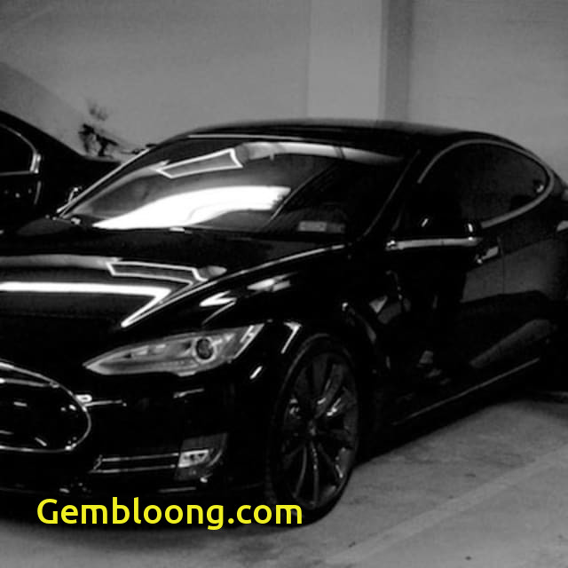Tesla Z Fresh Jay Zs New toy is A Murdered Out Tesla Complex