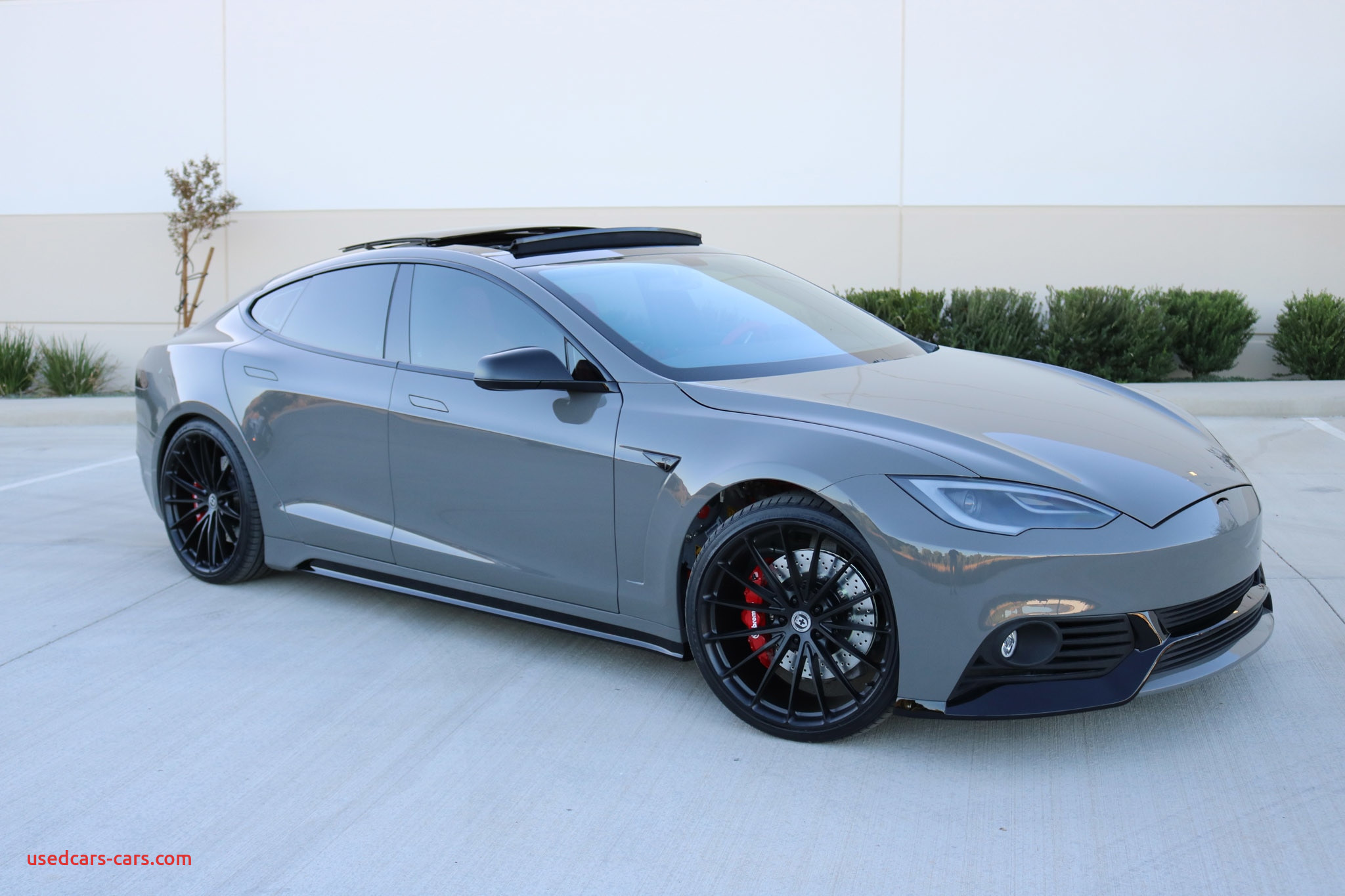 zero to 60 designs gives the tesla model s a refresh