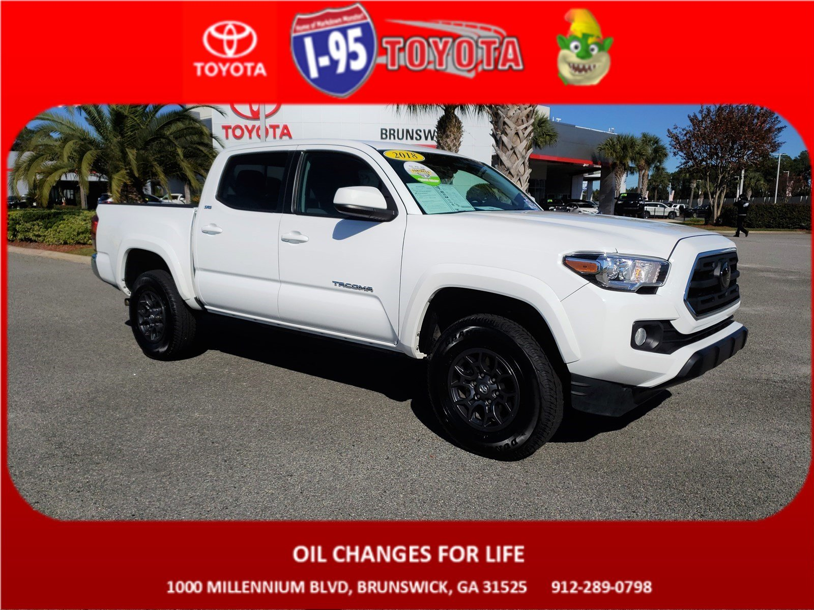 Used toyota Tacoma Lovely Pre Owned 2018 toyota Ta A Limited Rwd Crew Cab Pickup
