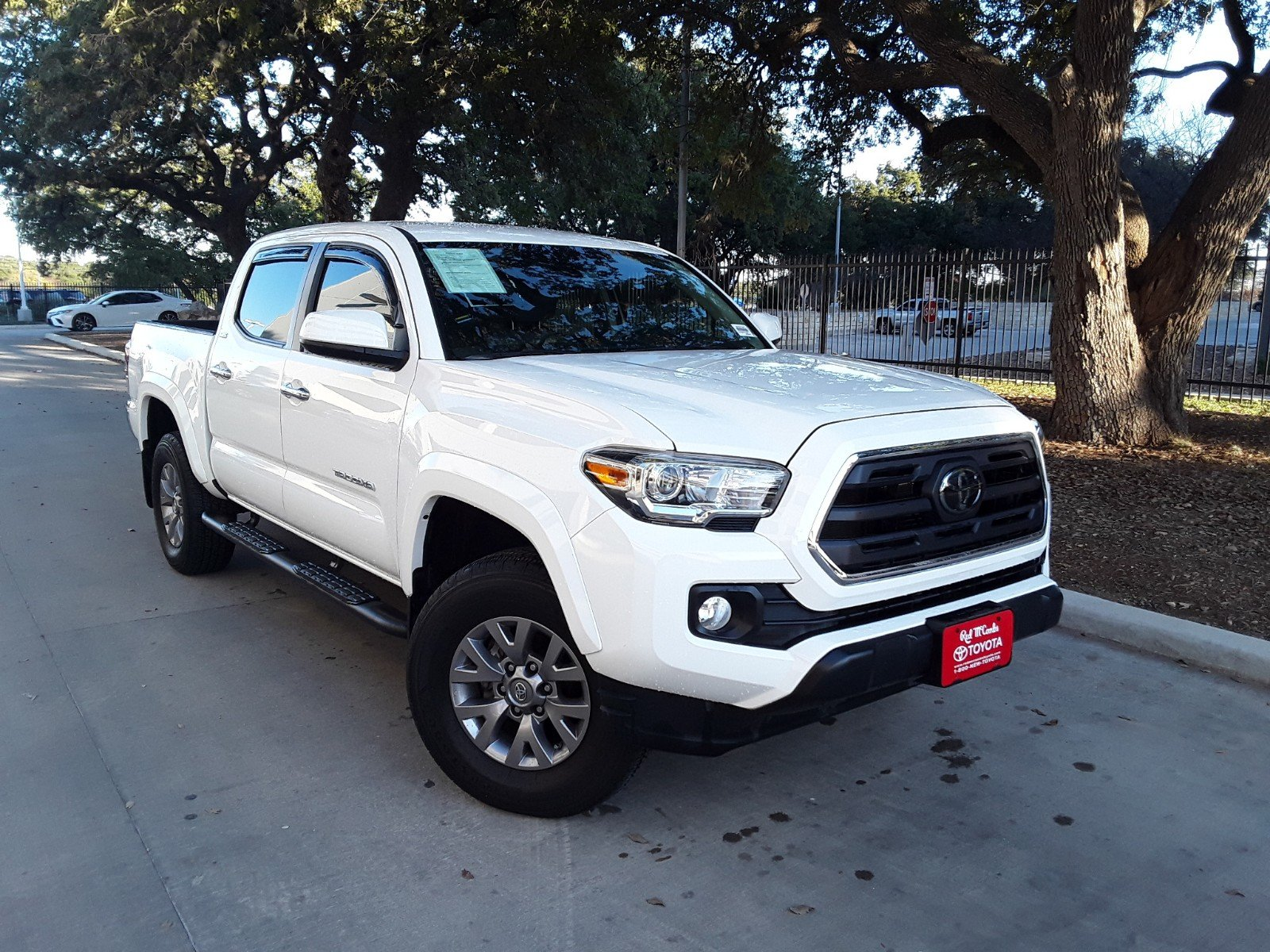 Used toyota Tacoma Lovely Pre Owned 2018 toyota Ta A Sr5 Rwd Crew Cab Pickup