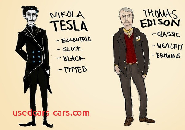 Were Tesla and Edison Friends Luxury What Were the Biggest Differences Between Thomas Edisons