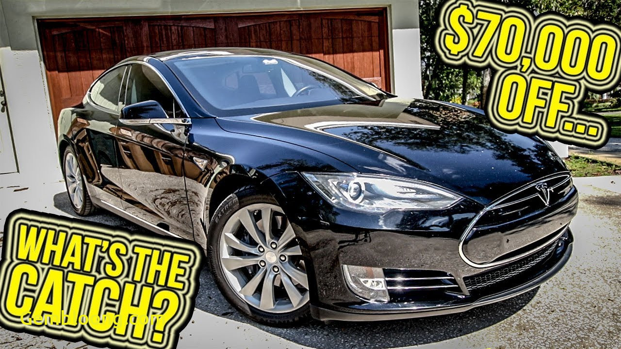 What Tesla Should I Get Luxury the 2013 Tesla Model S Lost 70000 In Value Over 4 Years