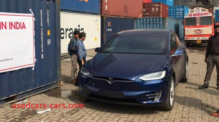 When Tesla Coming to India New First Tesla Model X Suv Arrives In India Electrifies