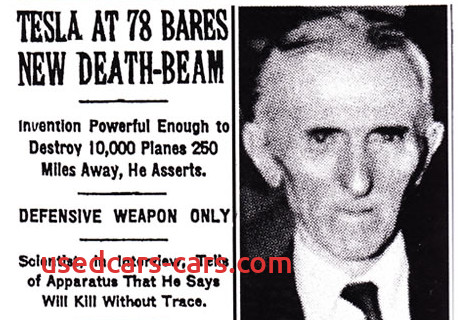 When Tesla Died Awesome Trump Developed Radiation therapy thepatriothangout