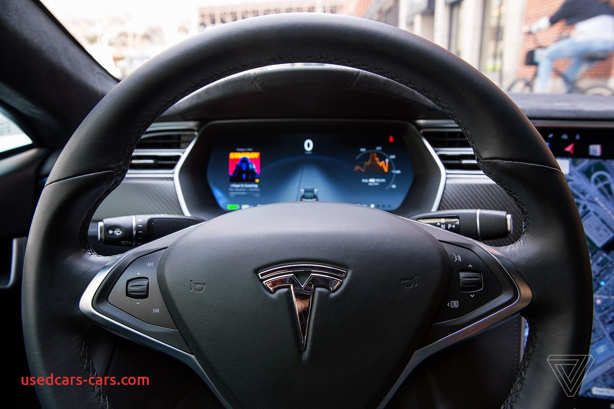 When Tesla Full Self Driving Lovely Teslas Autopilot is Supposed to Deliver Full Self Driving