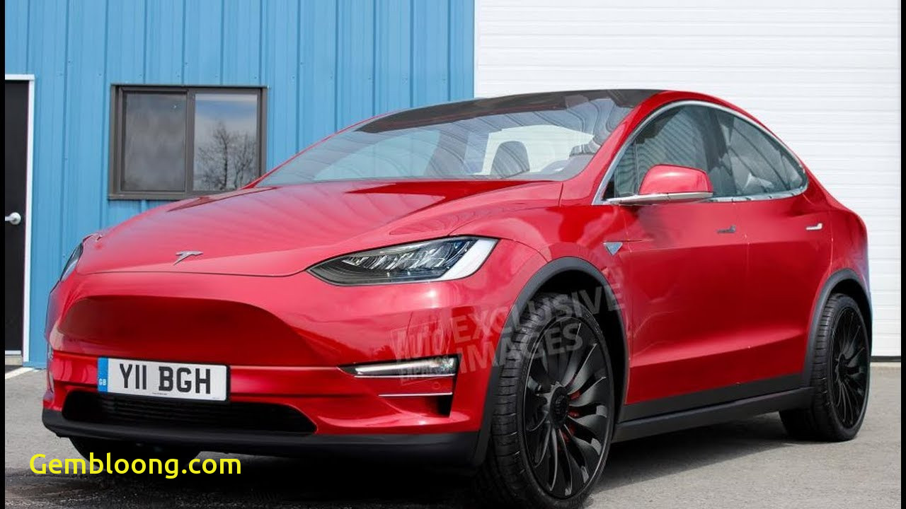 When Tesla Model Y Awesome Teslas Second Suv with Name New Tesla Model Y Suv to