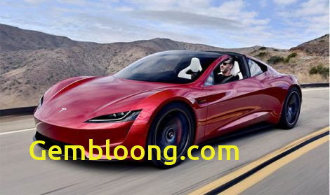 When Tesla Roadster Lovely the New Tesla Roadster is the Best Car In the World