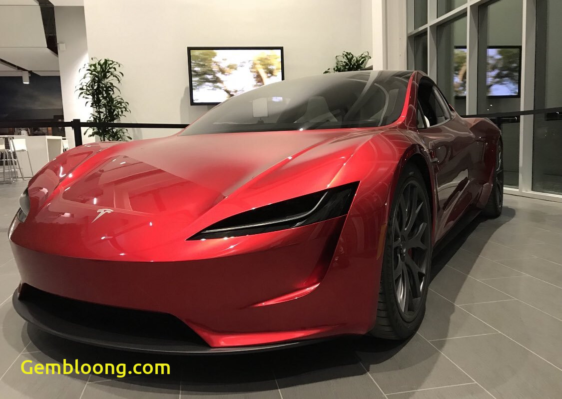 When Tesla Roadster New the Upcoming Tesla Roadster is A Dream Come True for Cgi