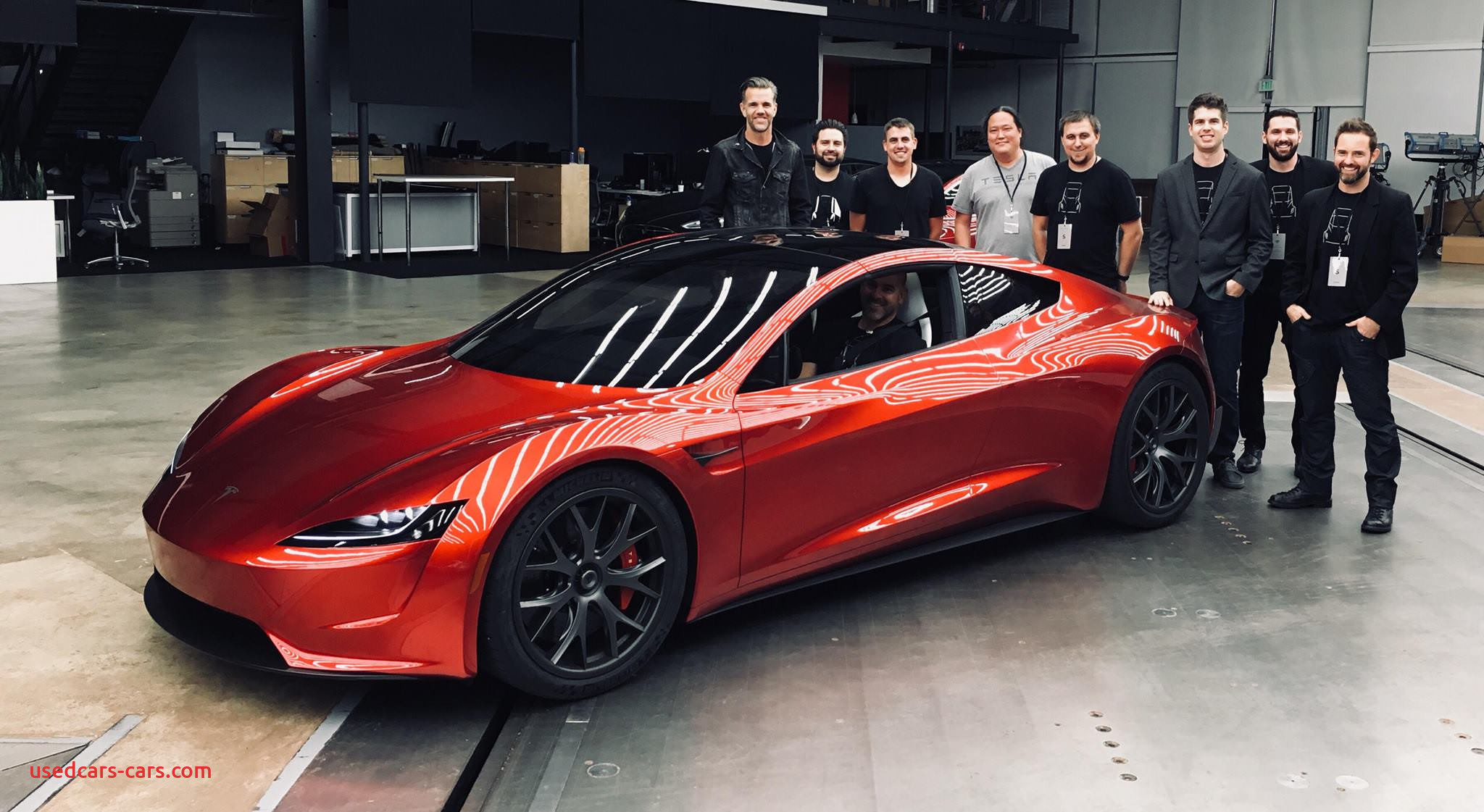 Where Tesla Car From Fresh New Photos Provide An Interesting Look at the Tesla