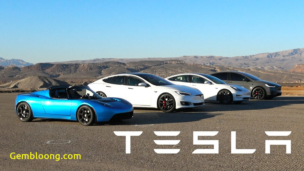 Awesome which Tesla Model is the Fastest