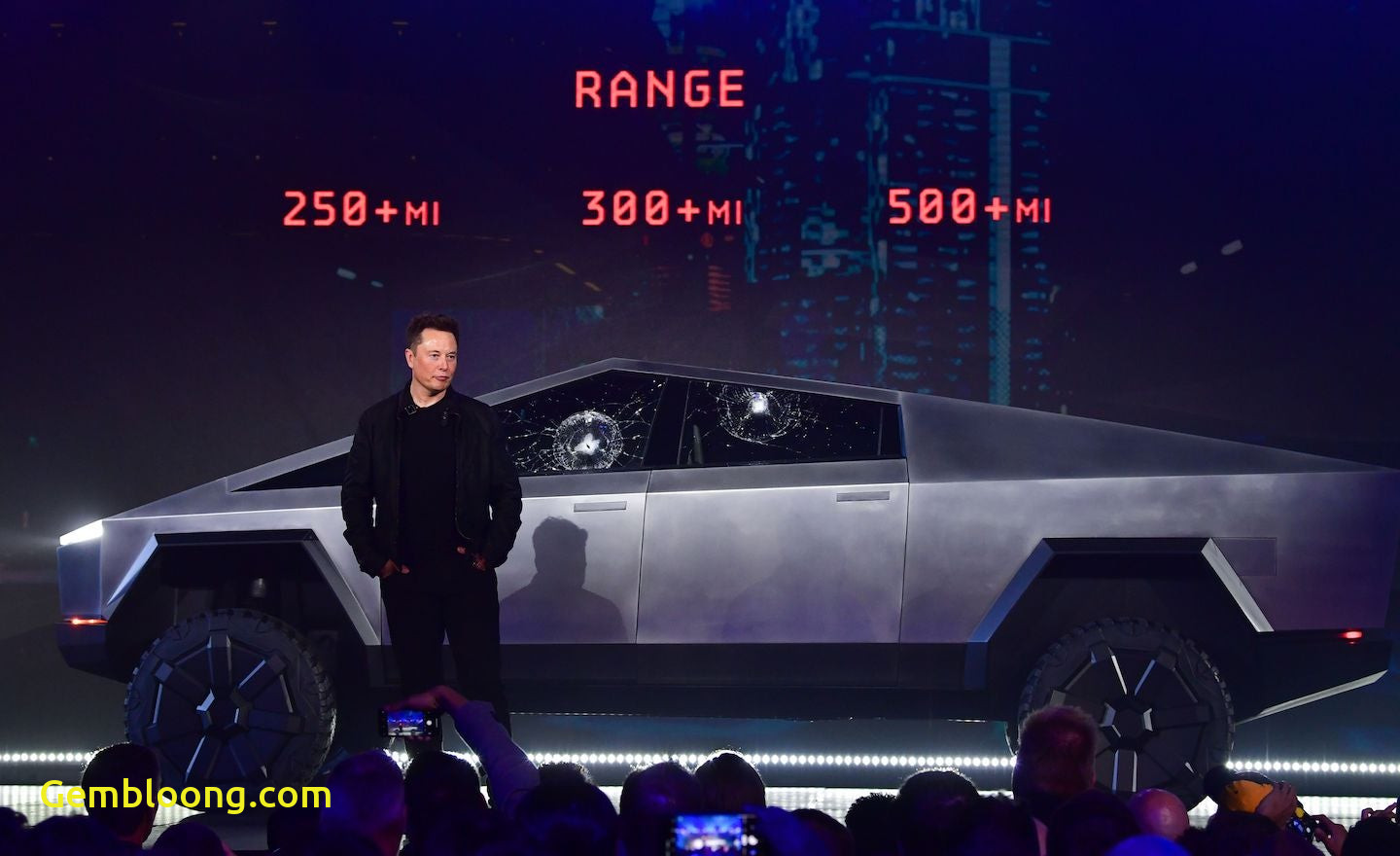 Why Tesla Glass Broke Luxury Tesla Unveils New Electric Cybertruck to Mixed Reactions