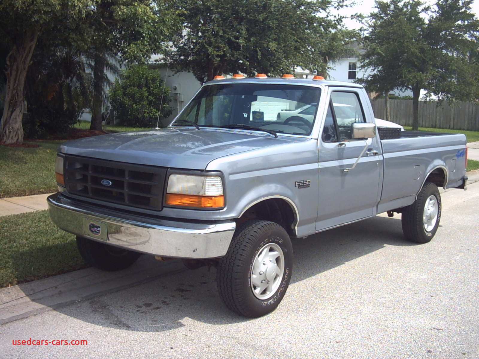 1997 ford f 250 overview c5514