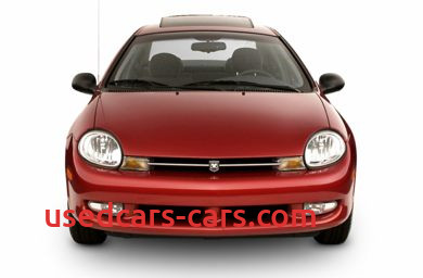 2000 Dodge Neon Mpg New 2000 Dodge Neon Specs Safety Rating Mpg Carsdirect