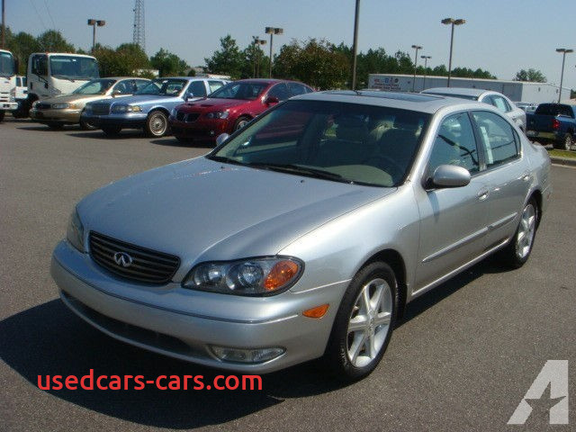 2002 I35 Review Used Lovely 2002 Infiniti I35 for Sale In Mooresville north Carolina