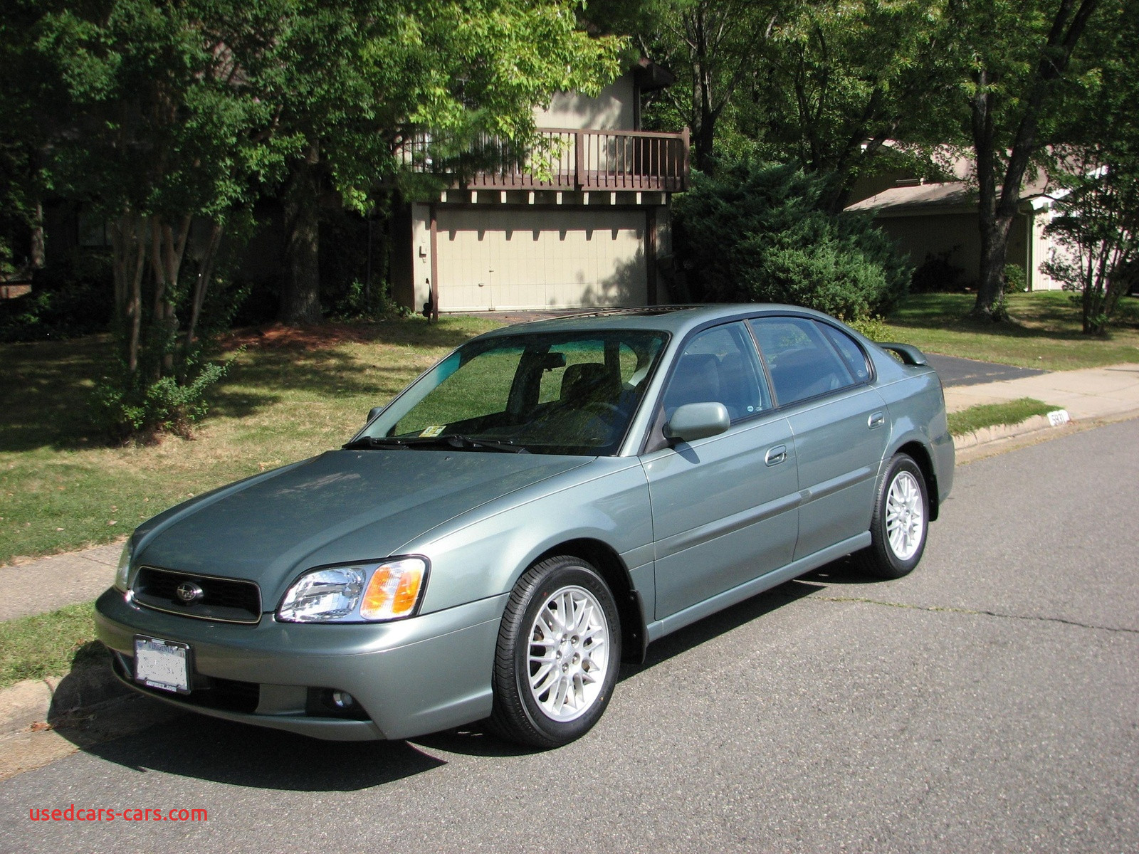 2003 subaru legacy overview c3470