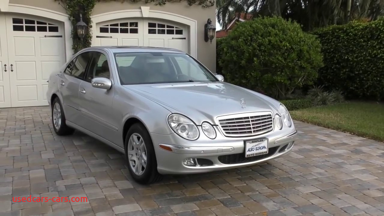 2005 Mercedes E320 Luxury 2005 Mercedes Benz E320 Cdi Turbo Diesel Review and Test