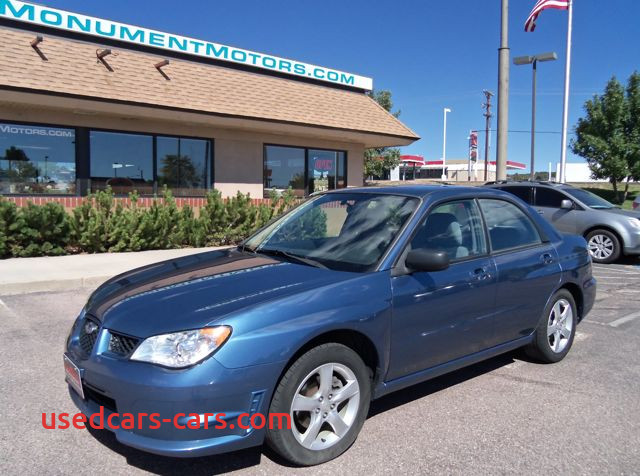 2007 Subaru Impreza 2.5i Problems Lovely 2007 Subaru Impreza 2 5i Spec Edition Sedan