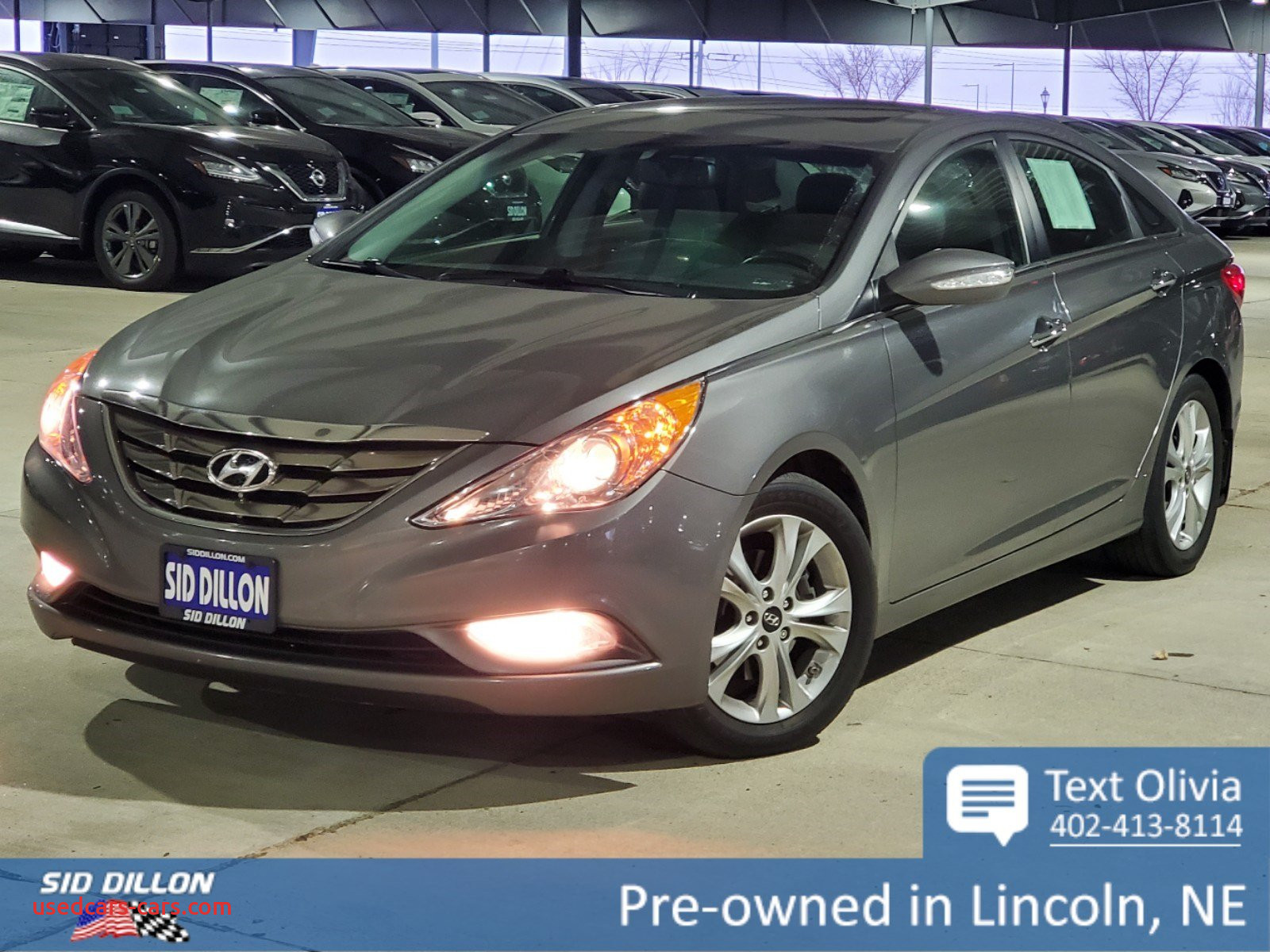 2013 Hyundai sonata Se Sedan Lovely Pre Owned 2013 Hyundai sonata Limited Fwd 4 Door Sedan