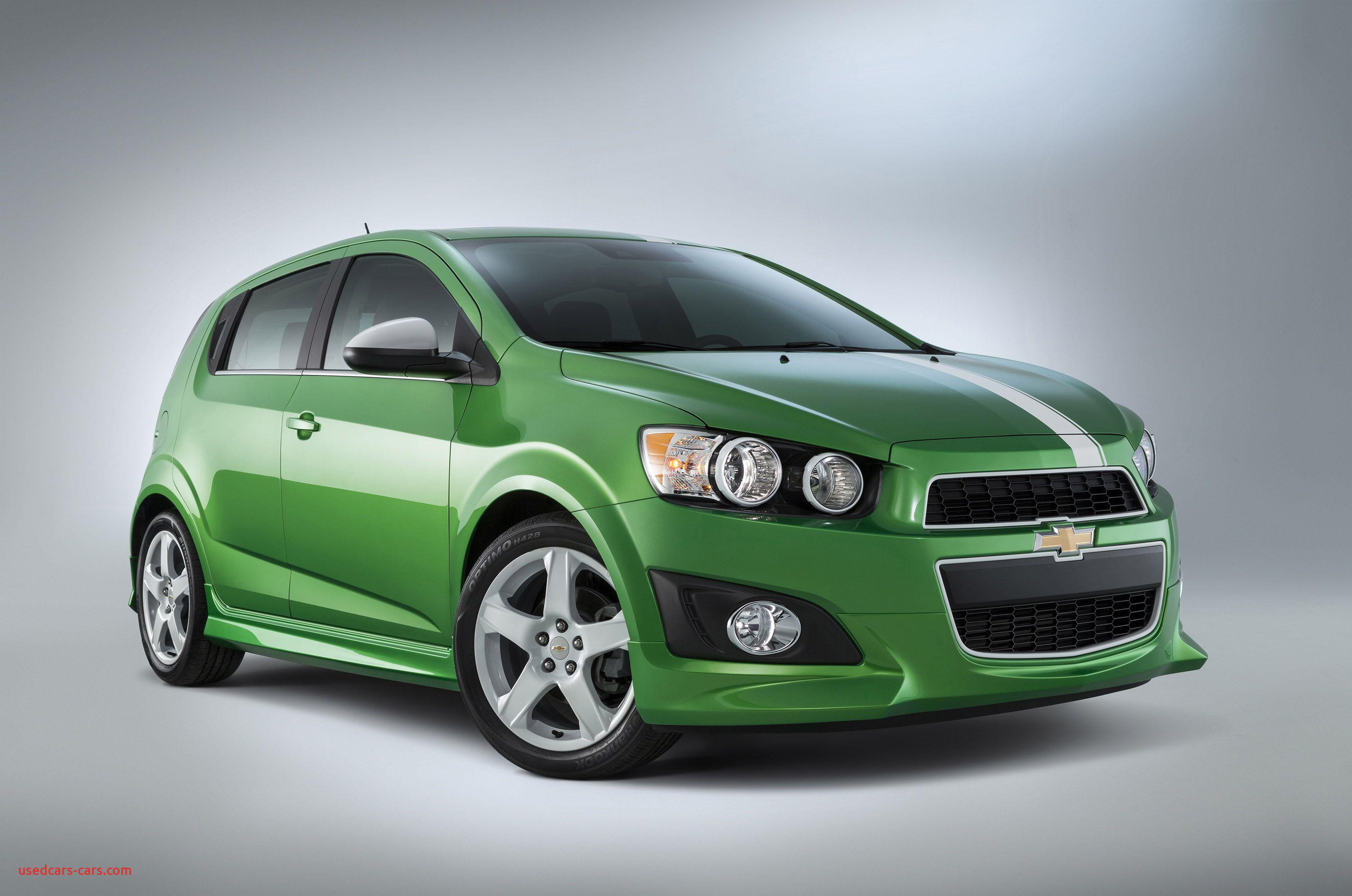 2014 Chevrolet Sonic Performance C
