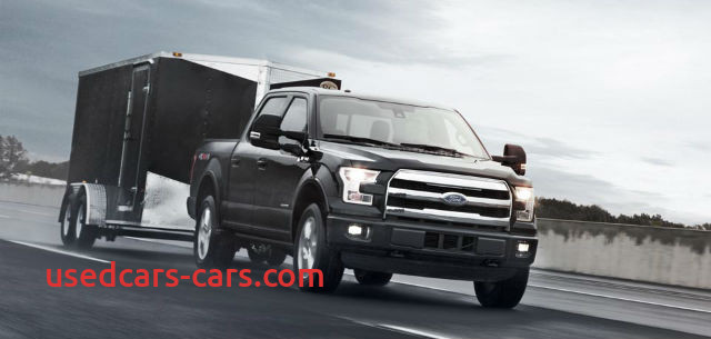 2015 ford f 150 towing capacity