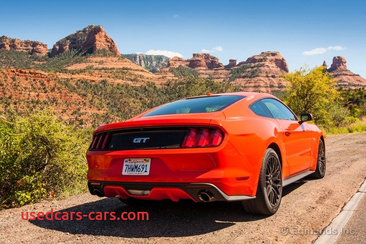 2015 Mustang Gt Long Term Test Best Of Better In Every Way Recollections On A Time Travel Road