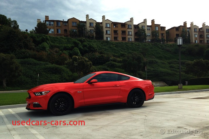 2015 ford mustang gt first impressions