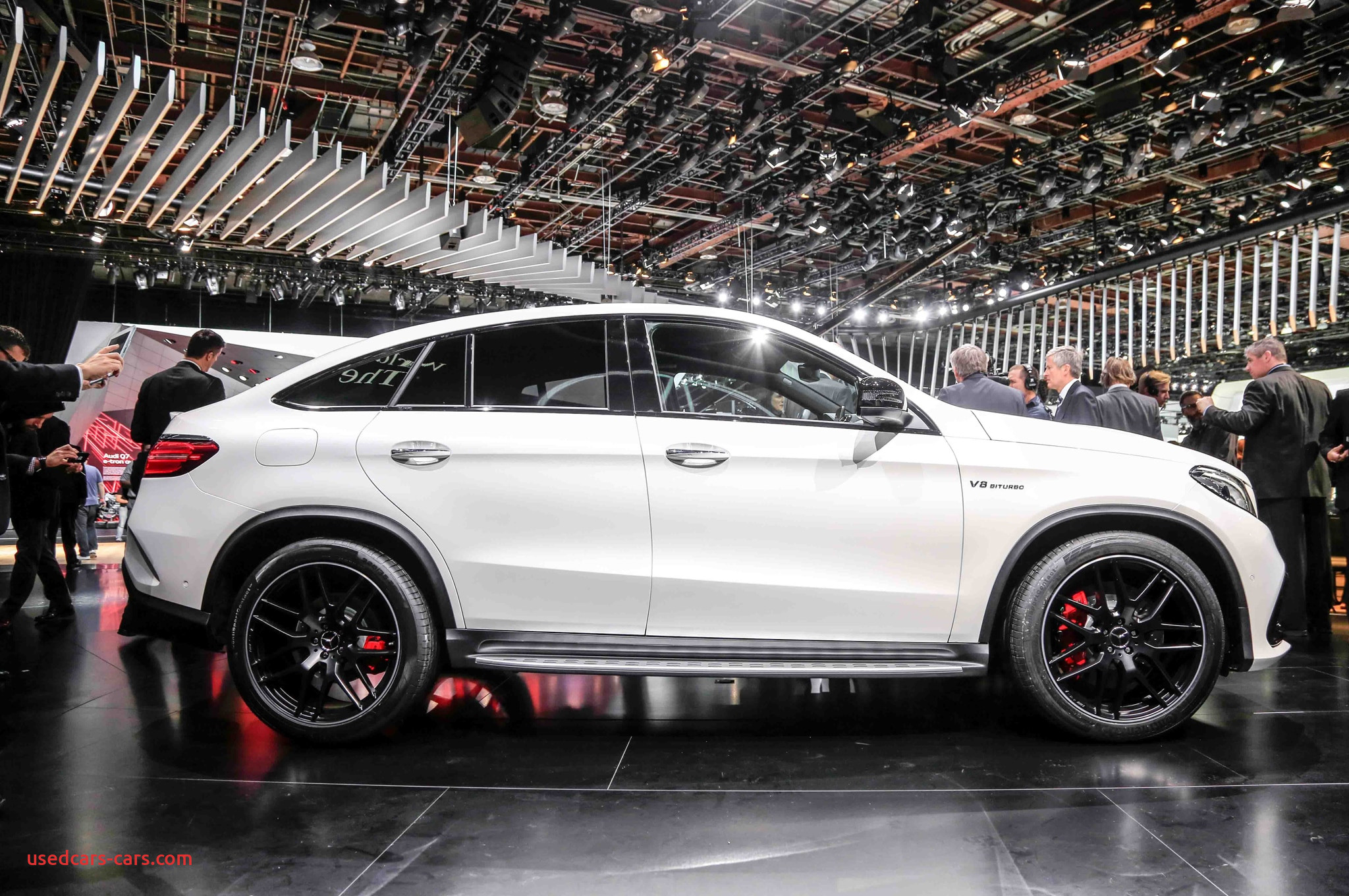 2016 mercedes amg gle63 s coupe debuts in detroit