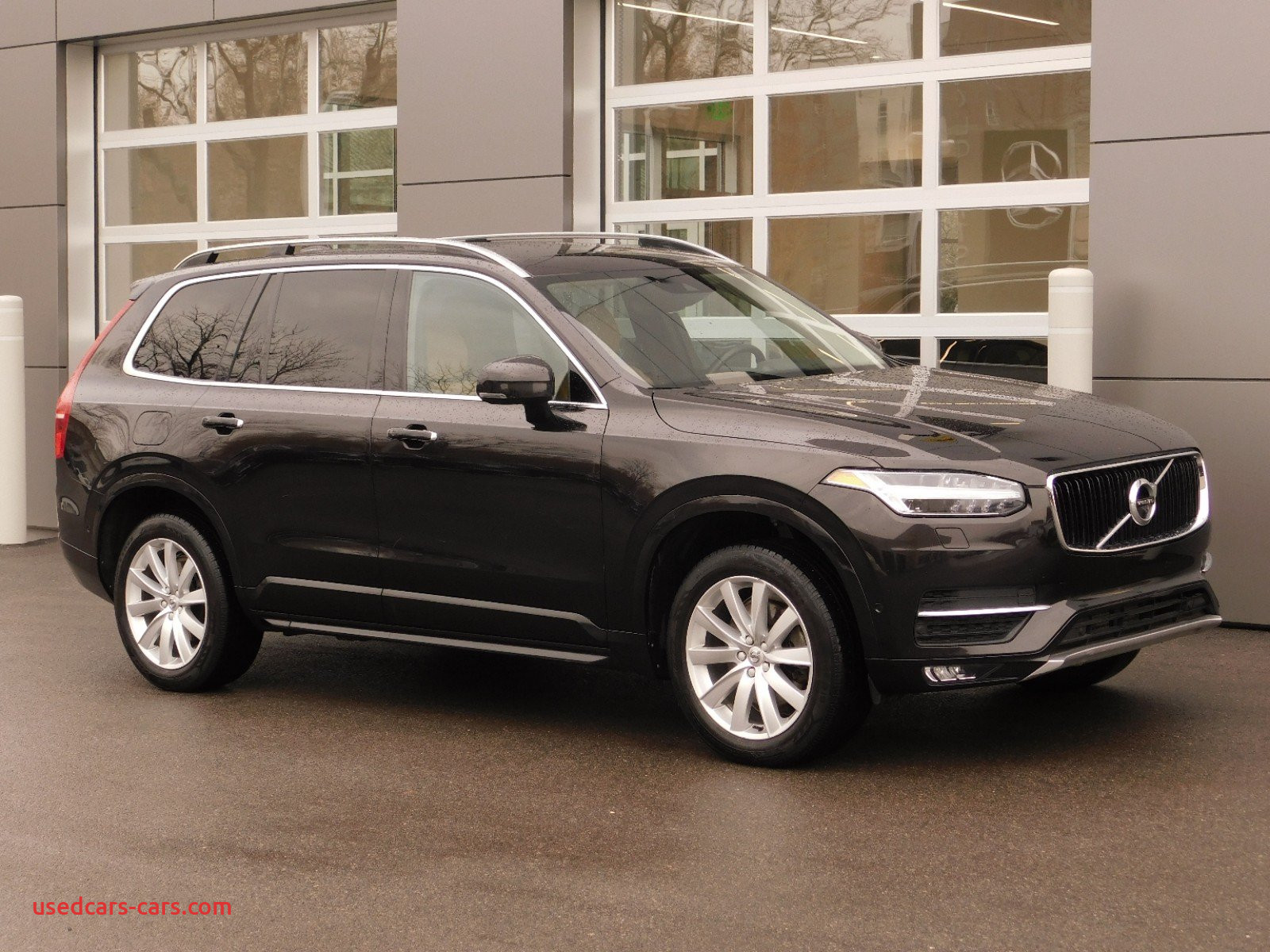 2016 Volvo Xc90 T6 Beautiful Pre Owned Volvo Xc90 T6 Momentum with Navigation & Awd