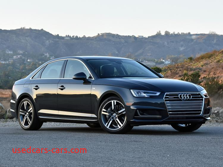 2017 Audi A4 Redesign New Short Report 2017 Audi A4 Ny Daily News