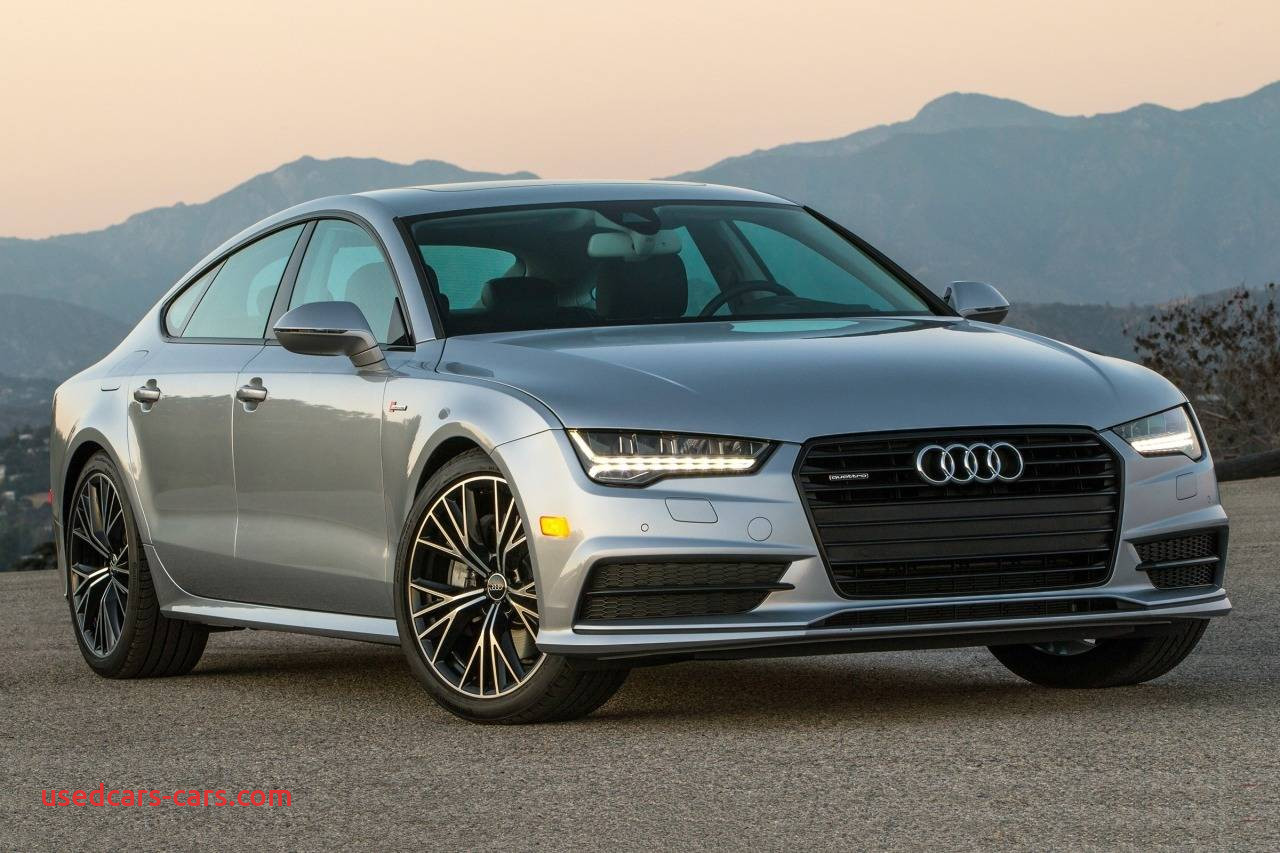 Audi Diesal Elegant 2016 Audi A7 Diesel Pricing for Sale Edmunds