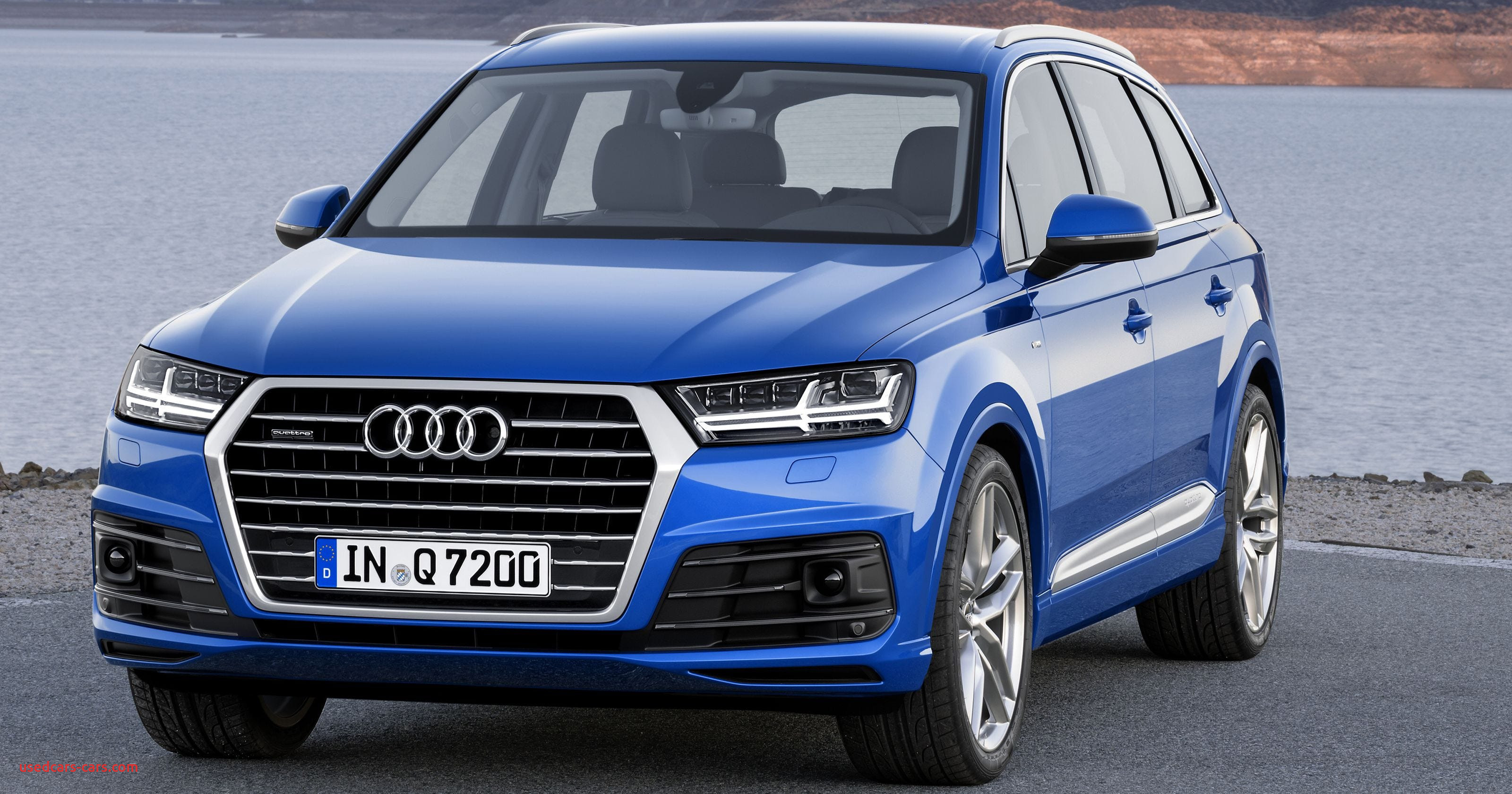Audi Diesal Fresh Audi Downsizes Q7 Suv Adds Diesel Plug In
