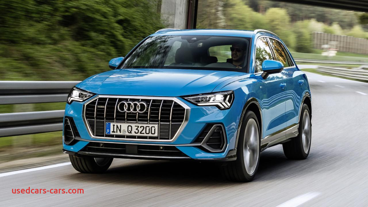 Audi Q3 Review Beautiful 2019 Audi Q3 Review top Gear
