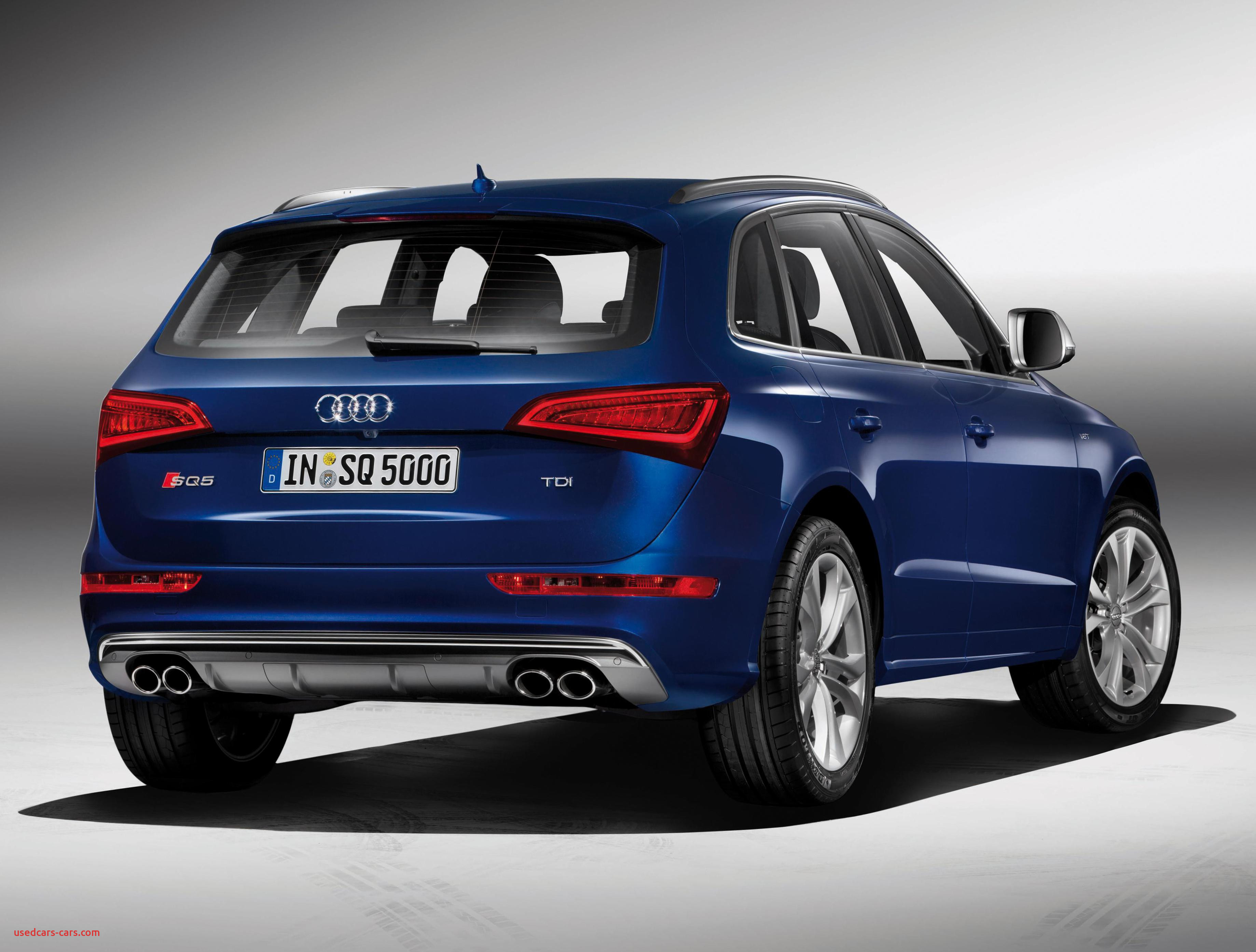 sq5 audi specifications