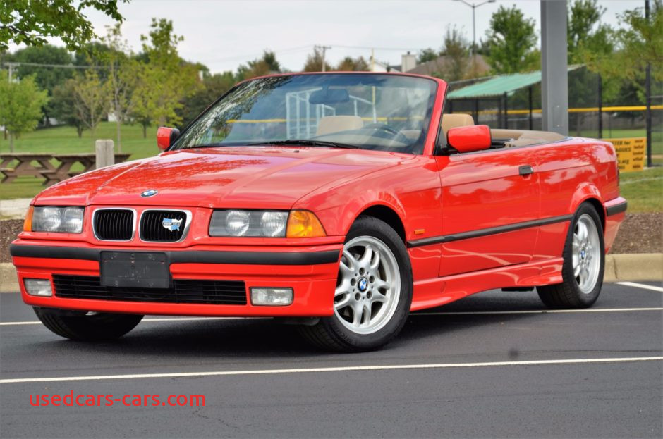 Bmw 328i for Sale Awesome One Owner 47k Mile 1997 Bmw 328i Convertible 5 Speed for