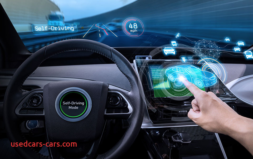Car Safety Tech New High Tech Cars Whats New In Car Safety Features