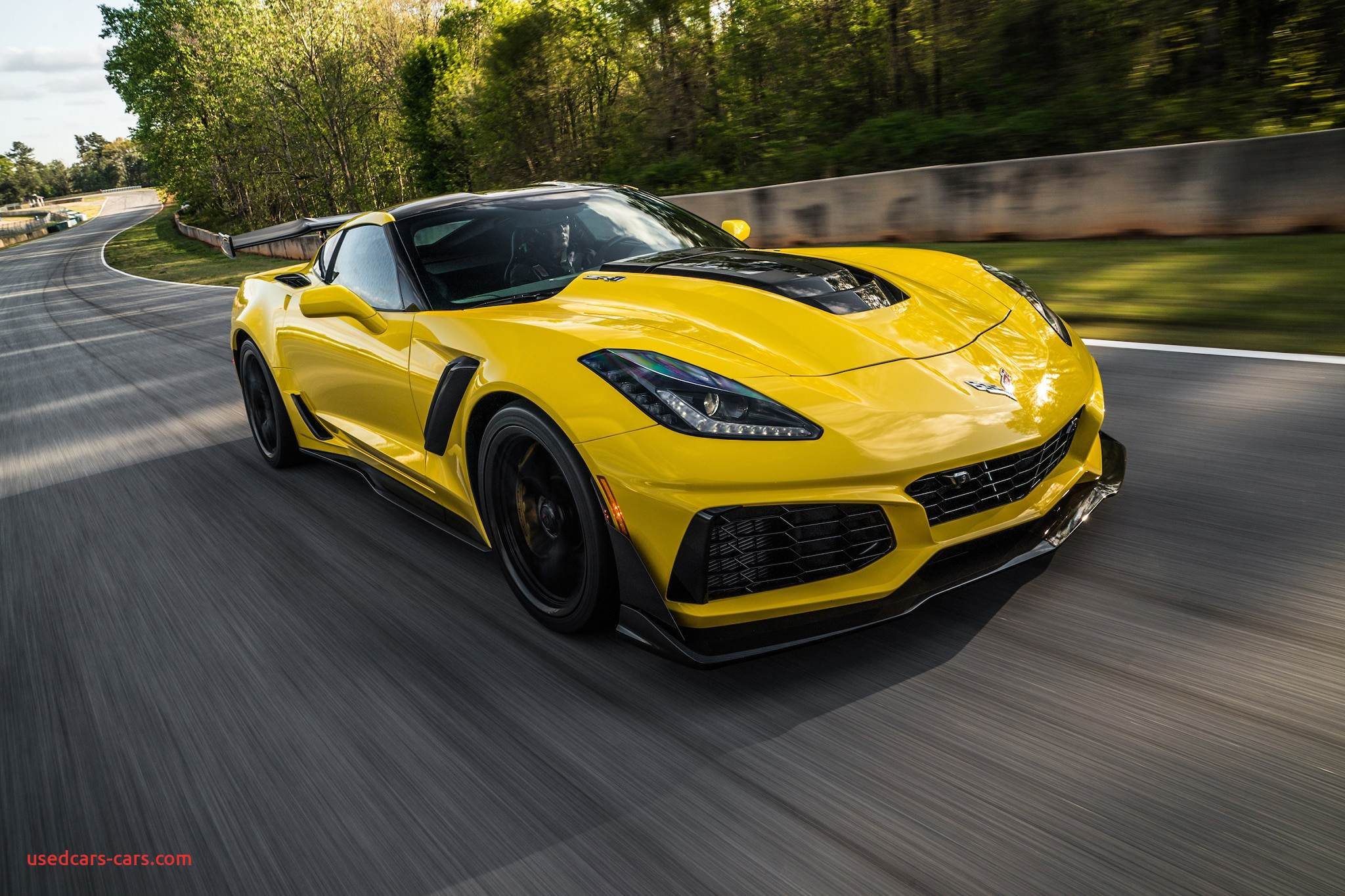 2019 chevrolet corvette zr1 review first drive