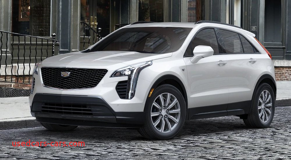 Crystal White Inspirational 2019 Cadillac Xt4 Exterior Color Options
