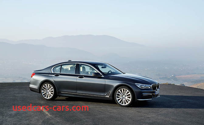 2016 bmw 7 series revealed with lower curb weight and gesture controls