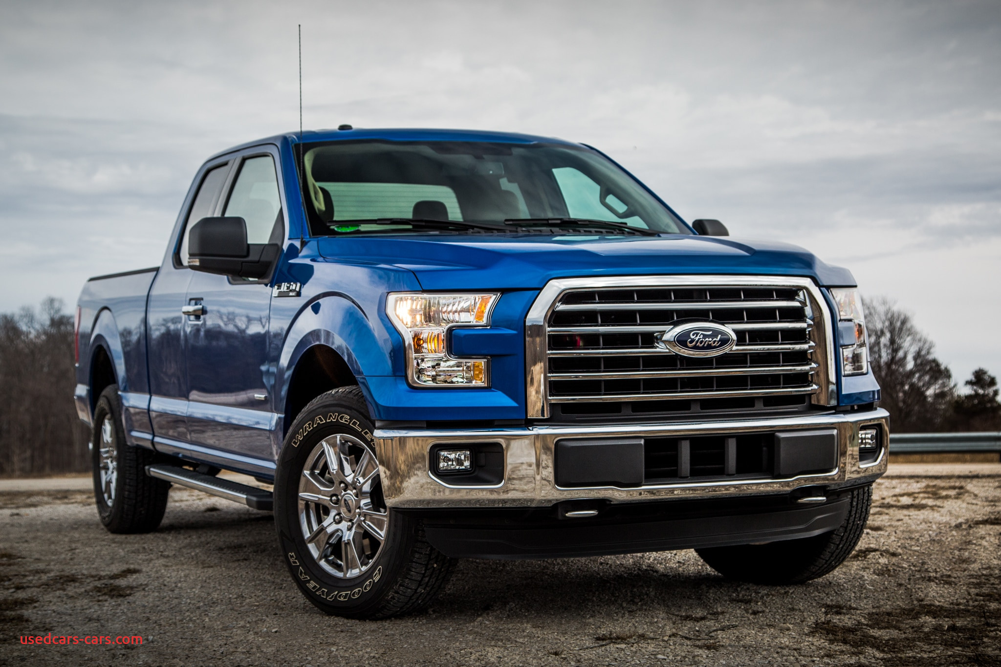 2015 ford f 150 xlt supercab 4x4 2 7 liter ecoboost review
