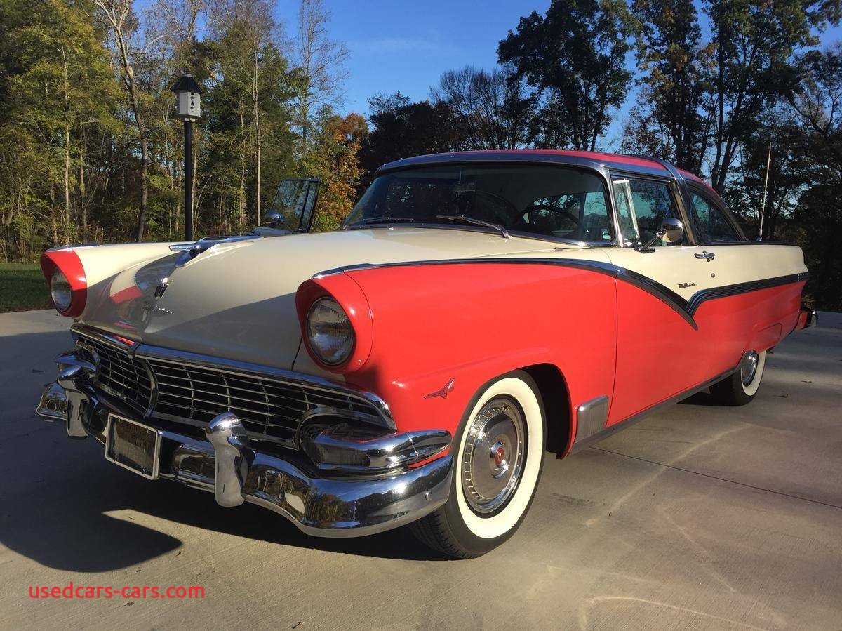 hemmings find of the day 1956 ford crown victoria