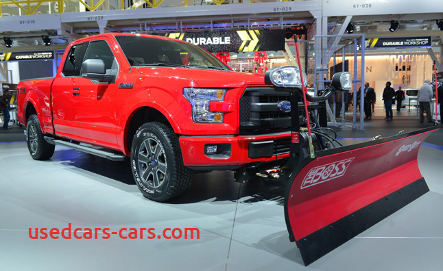 Ford Deals 2015 Best Of 2015 ford F 150 Offers Snow Plow Prep for All Cab Styles