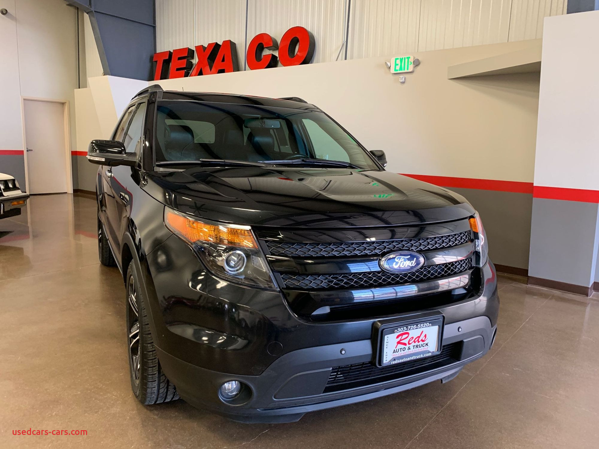 Ford Explorer Sport 401a Package Beautiful 2014 ford Explorer Sport
