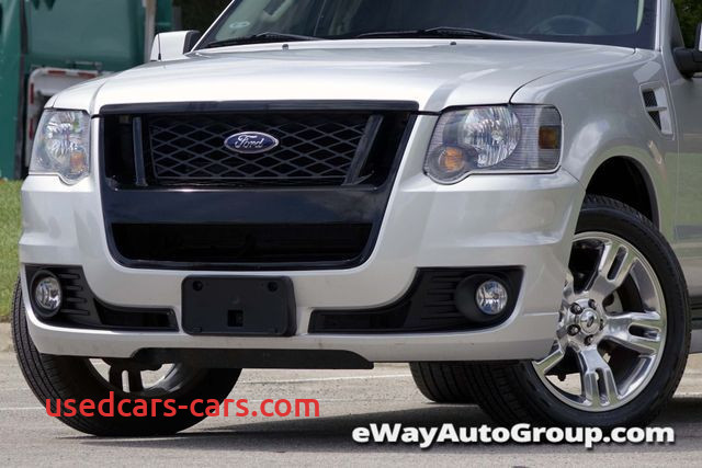 Ford Explorer Sport Edition Luxury 2010 ford Explorer Sport Trac Limited Adrenalin Edition
