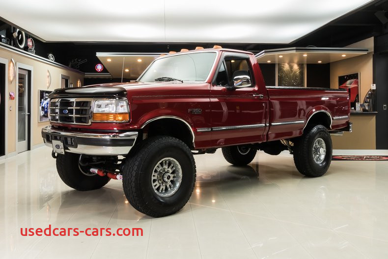 Ford F350 for Sale Best Of 1997 ford F 350 Xlt 4×4 Pickup for Sale 108217 Mcg