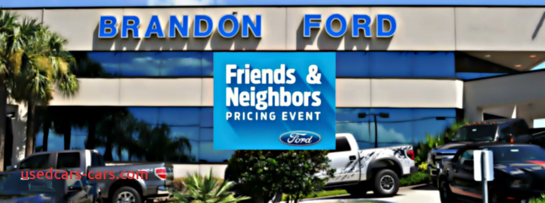 Ford Friends and Neighbors Pricing Inspirational ford Friends and Neighbors In Tampa