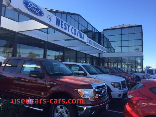 ford of west covina west covina california