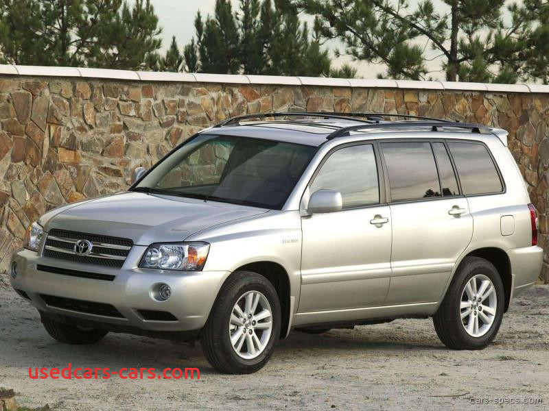Highlander Specs Best Of 2005 toyota Highlander Suv Specifications Pictures Prices