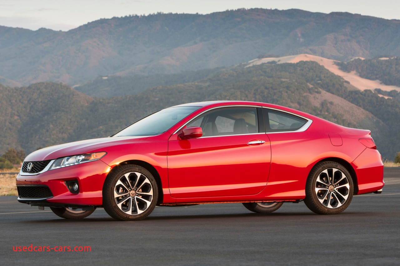 Honda Accord Ex Coupe Best Of Used 2014 Honda Accord Coupe Pricing for Sale Edmunds