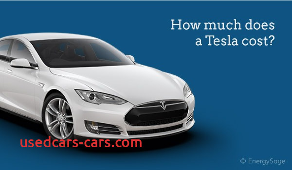 how much does a tesla cost
